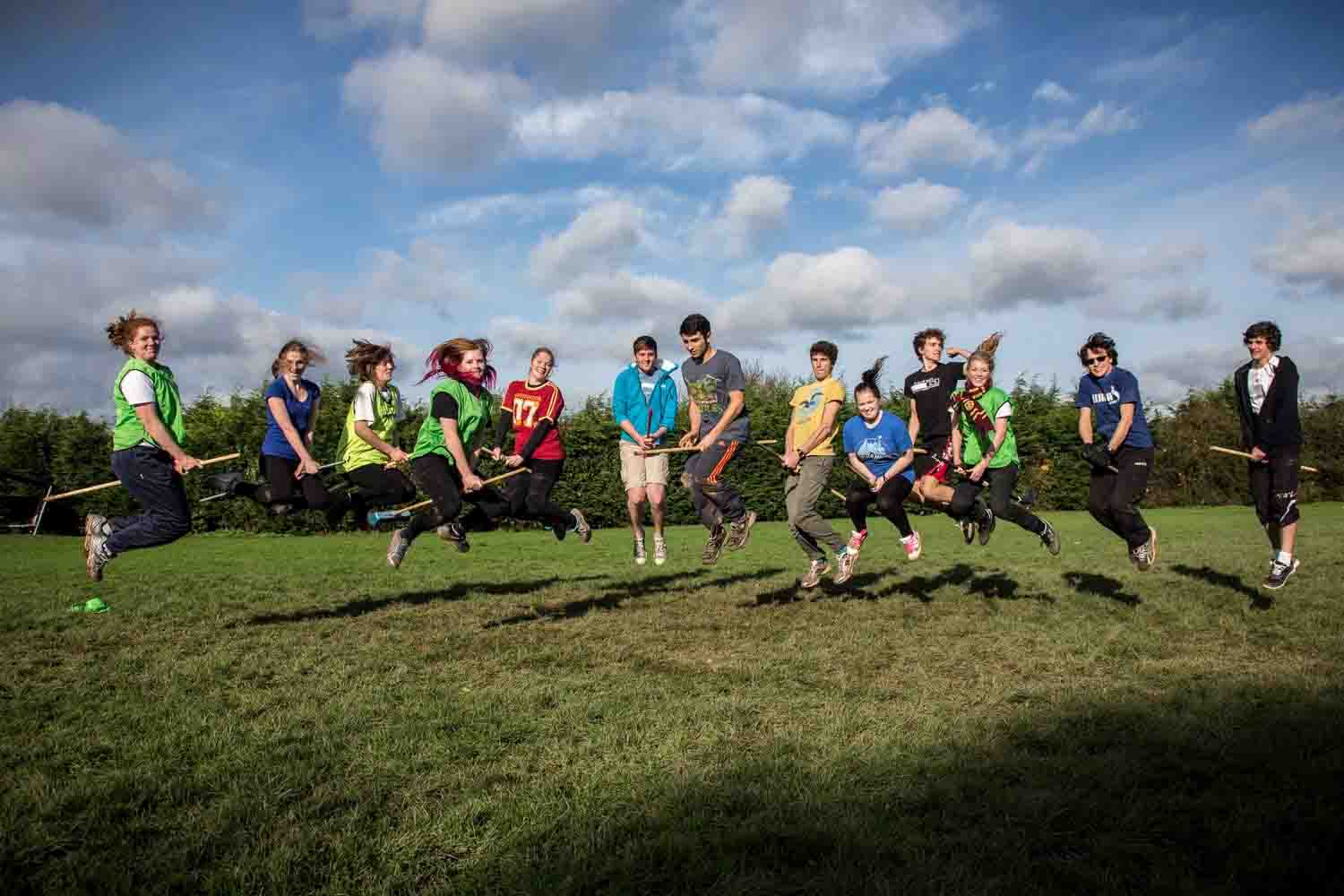Consell d'Enginyeria UAB | UAB Quidditch Club